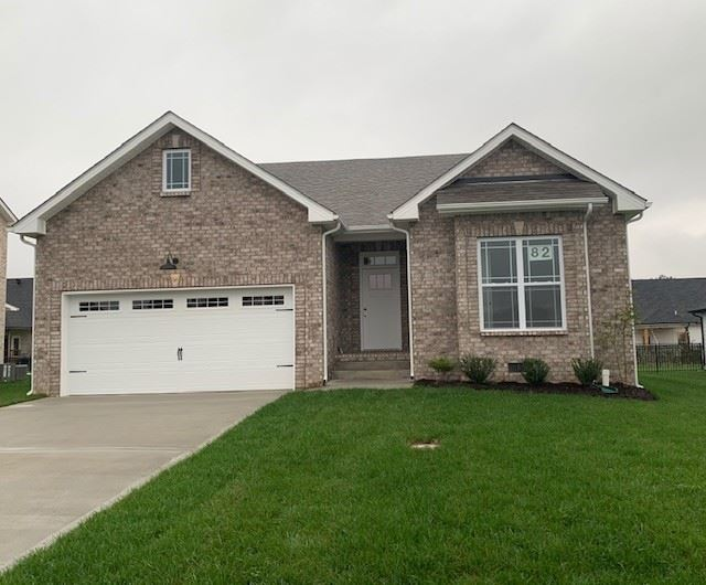 332 Lowline Drive - Lot 82, Clarksville, TN 37043 - MLS#: 2167960