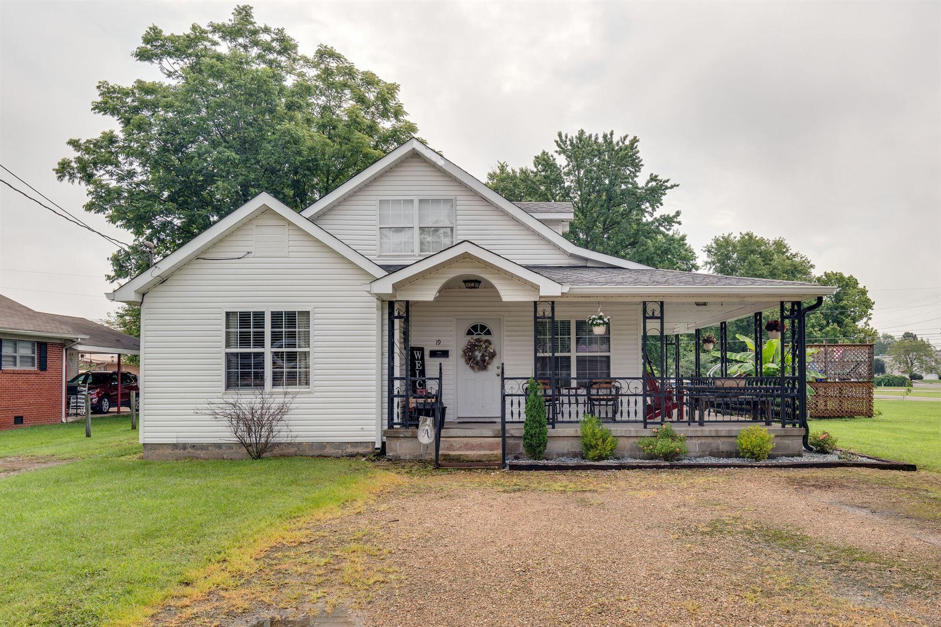 19 S Oak St, Hohenwald, TN 38462 - MLS#: 2274961