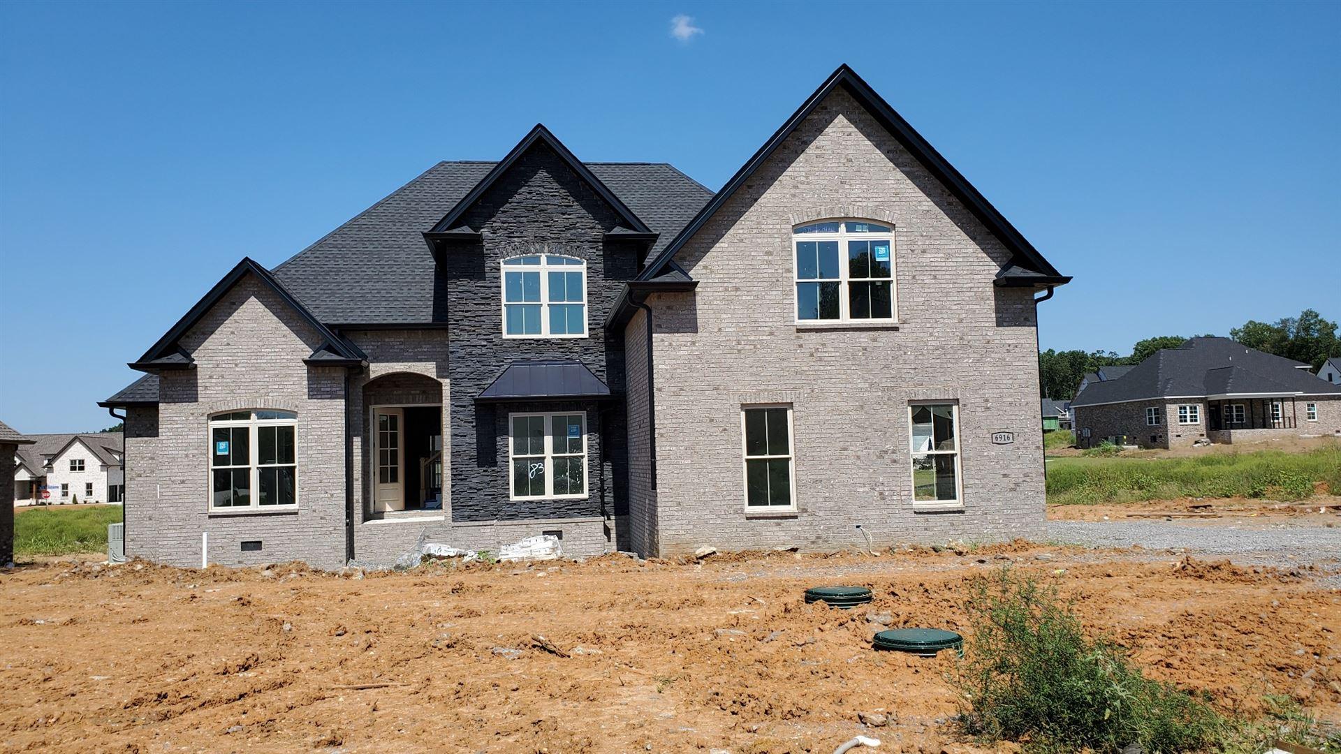 6916 Hiatus Ct, Murfreesboro, TN 37129 - MLS#: 2286962