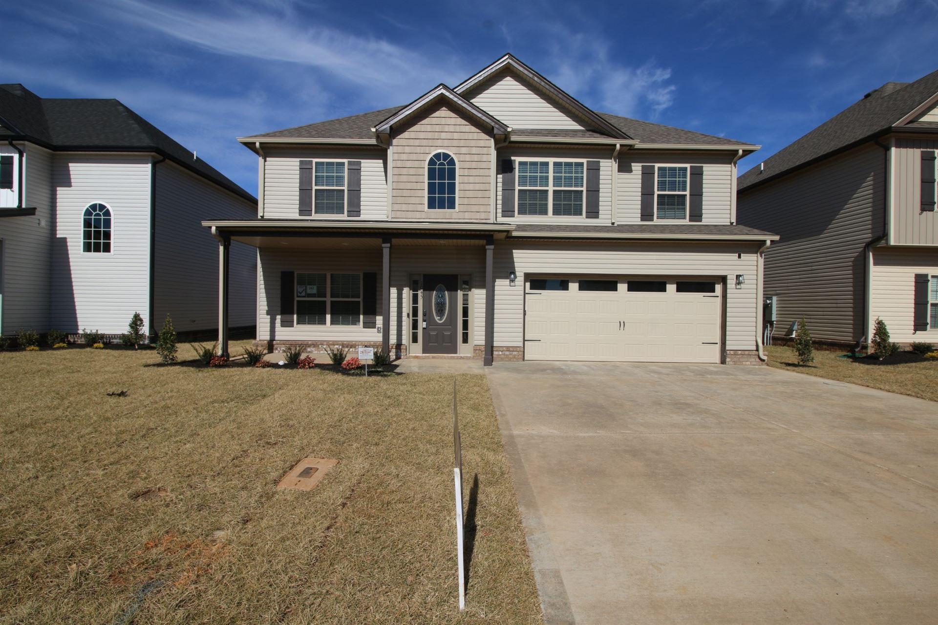 262 Mills Creek, Clarksville, TN 37042 - MLS#: 2297962