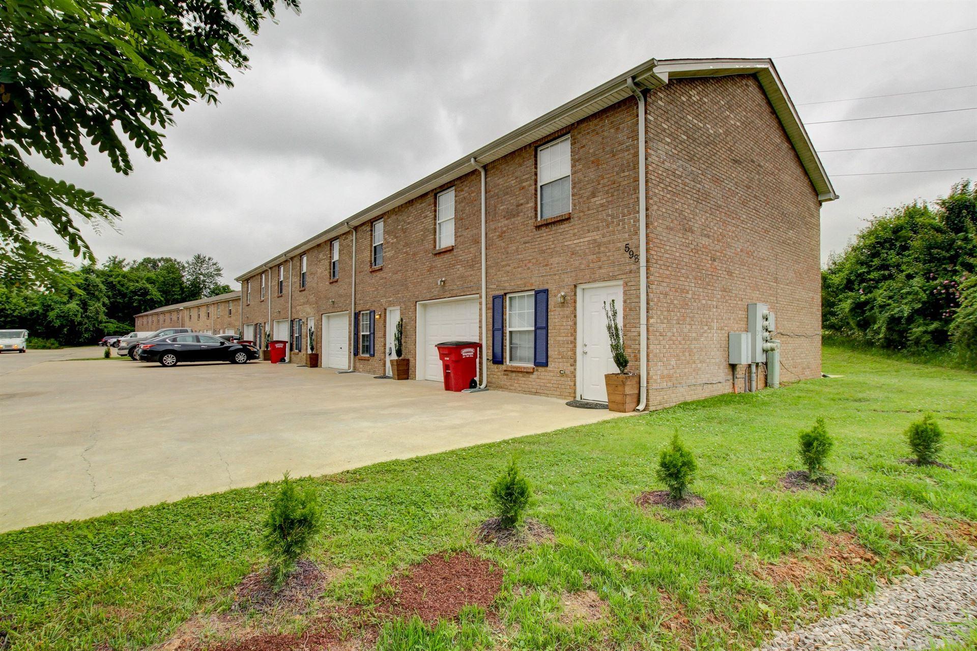 598 Cory Dr, Clarksville, TN 37040 - MLS#: 2261964