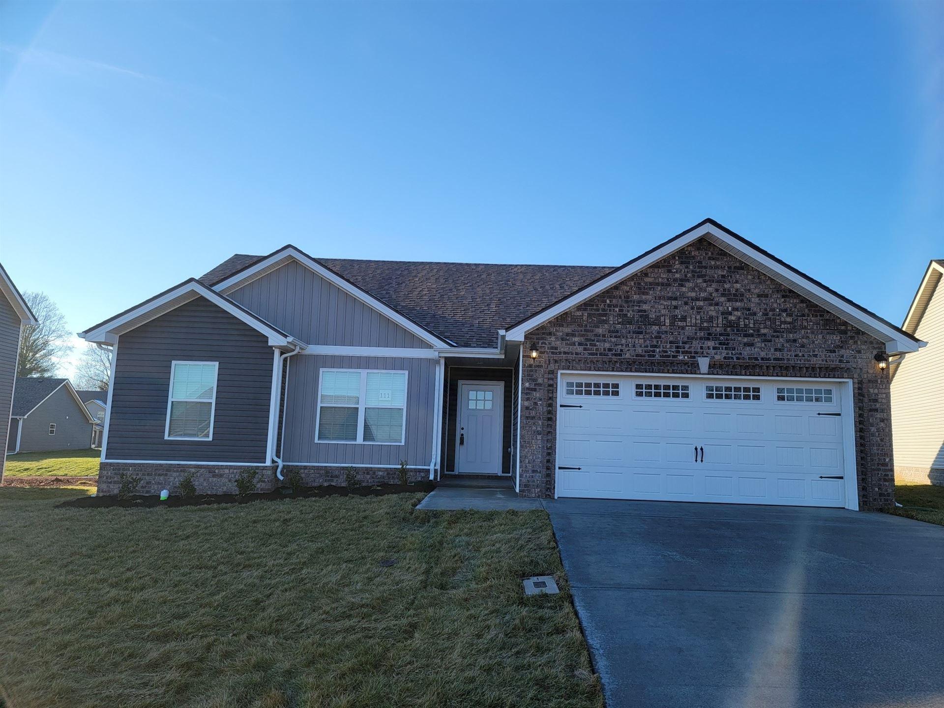 111 Irish Hills, Clarksville, TN 37042 - MLS#: 2291966