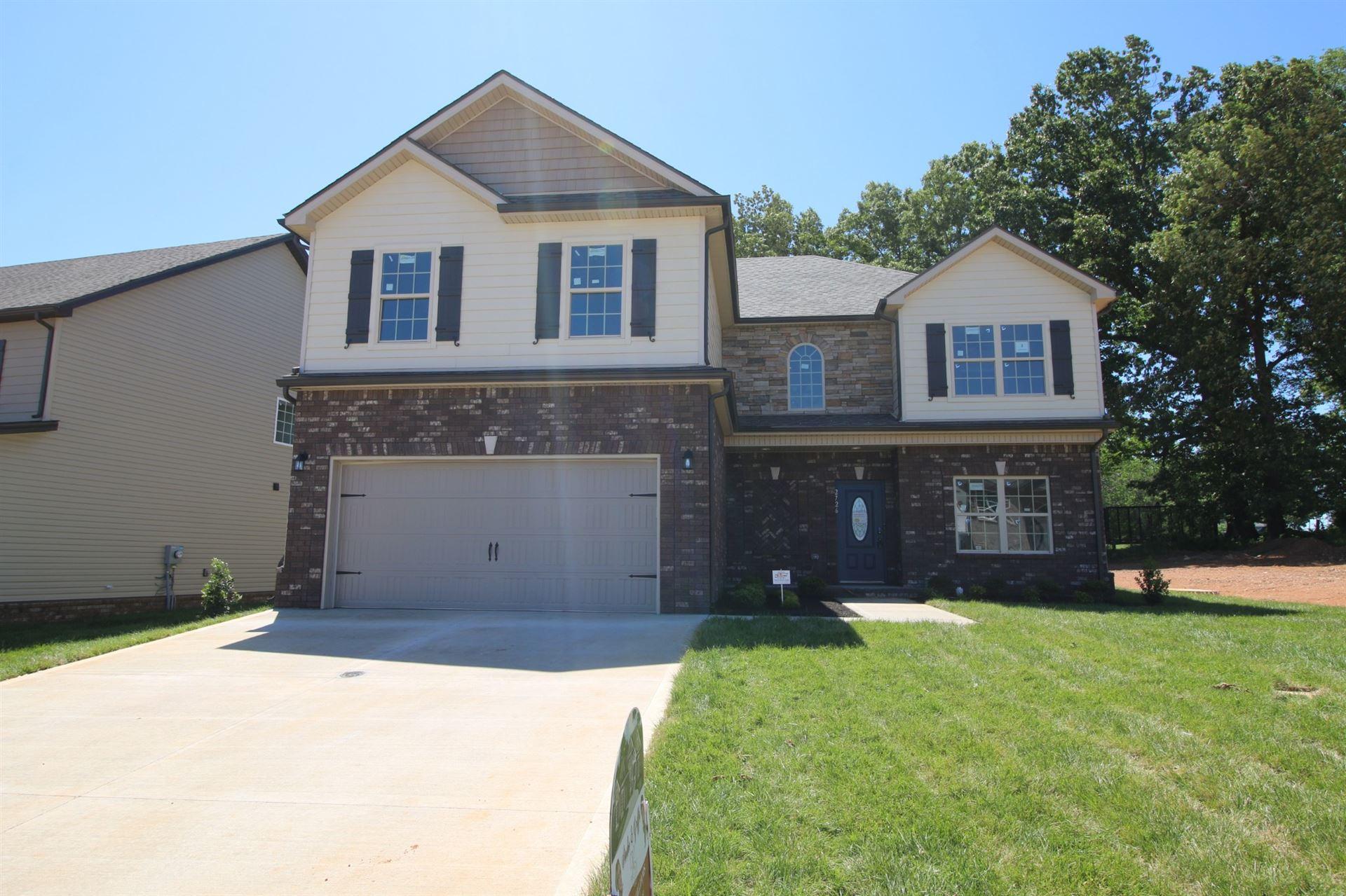 6 Charleston Oaks, Clarksville, TN 37042 - MLS#: 2217968