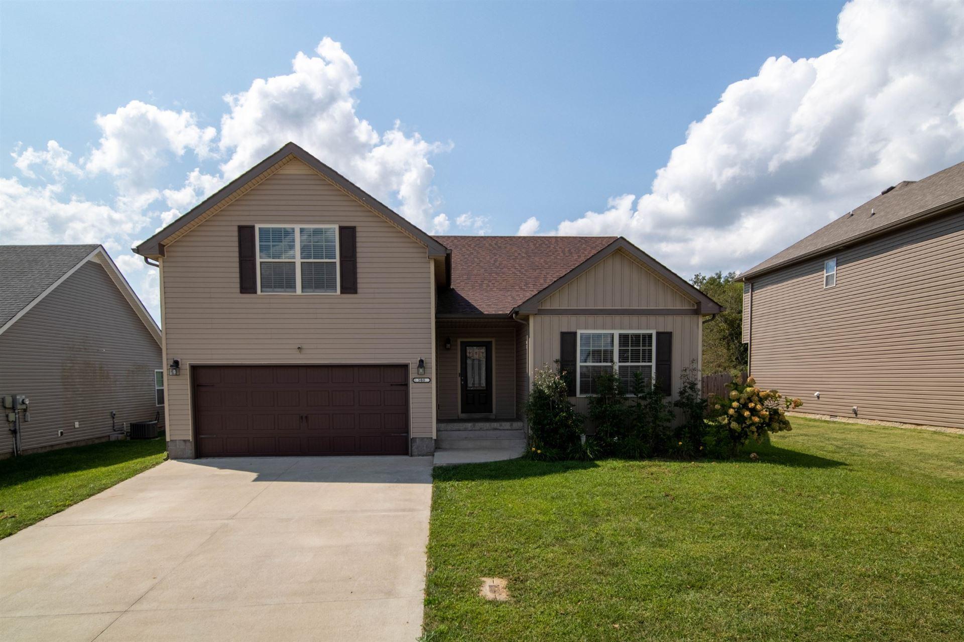 508 Sitka St, Clarksville, TN 37040 - MLS#: 2290968