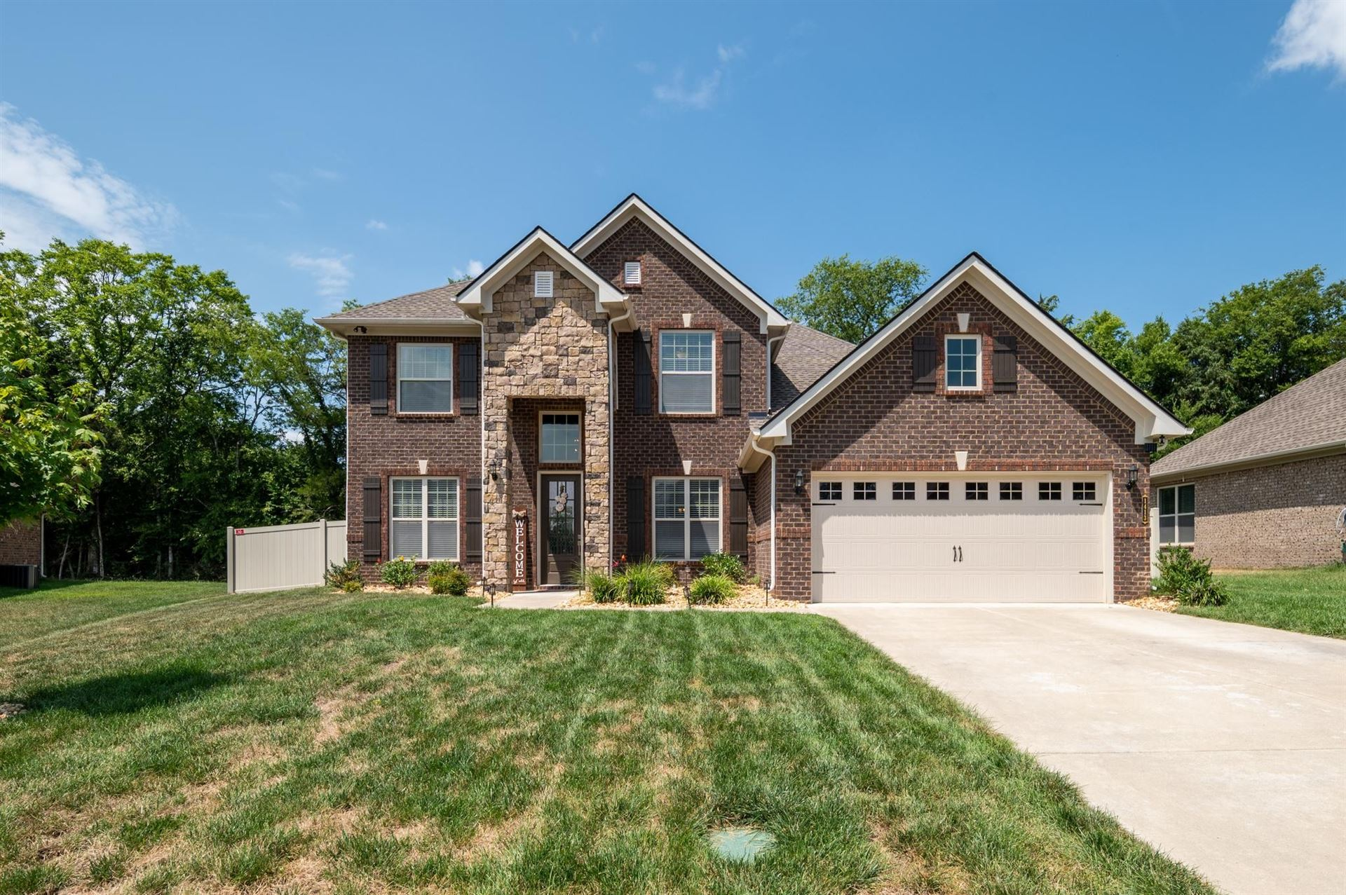 1413 Burrows Ave, Murfreesboro, TN 37129 - MLS#: 2282969