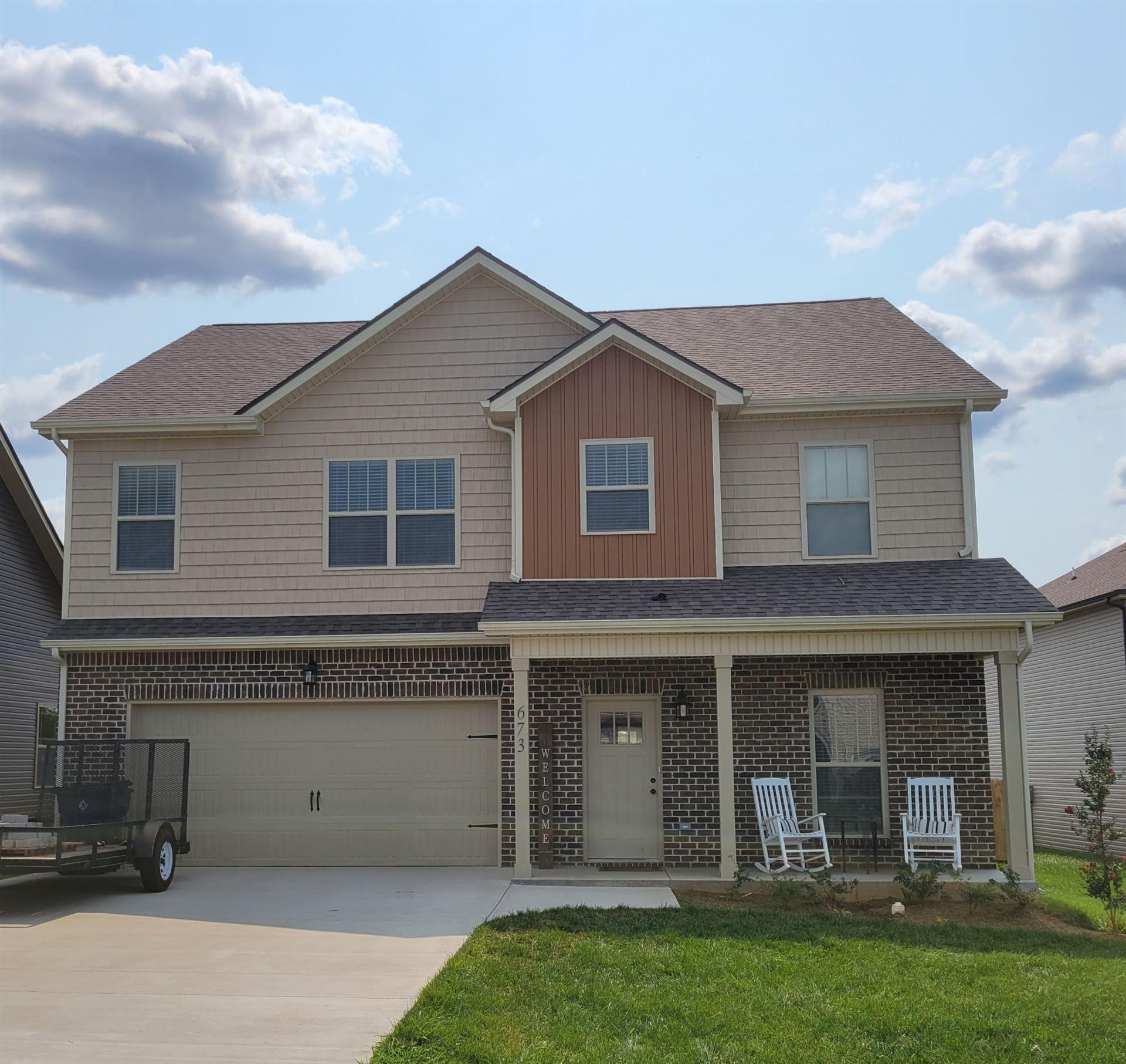 673 Elm St, Clarksville, TN 37040 - MLS#: 2288969