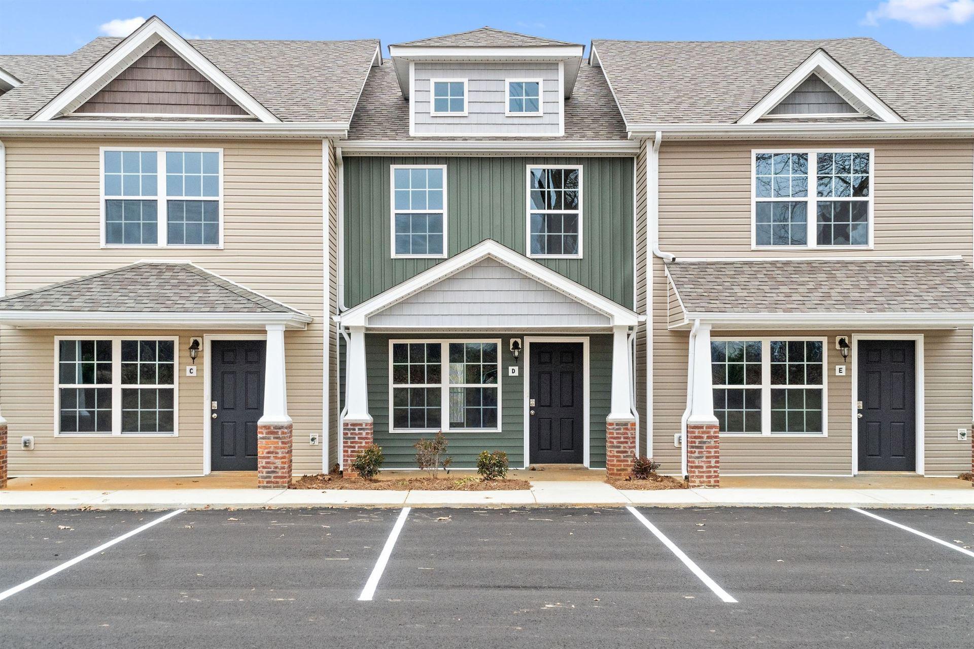 955 Big Sky Drive #D, Clarksville, TN 37040 - MLS#: 2220970