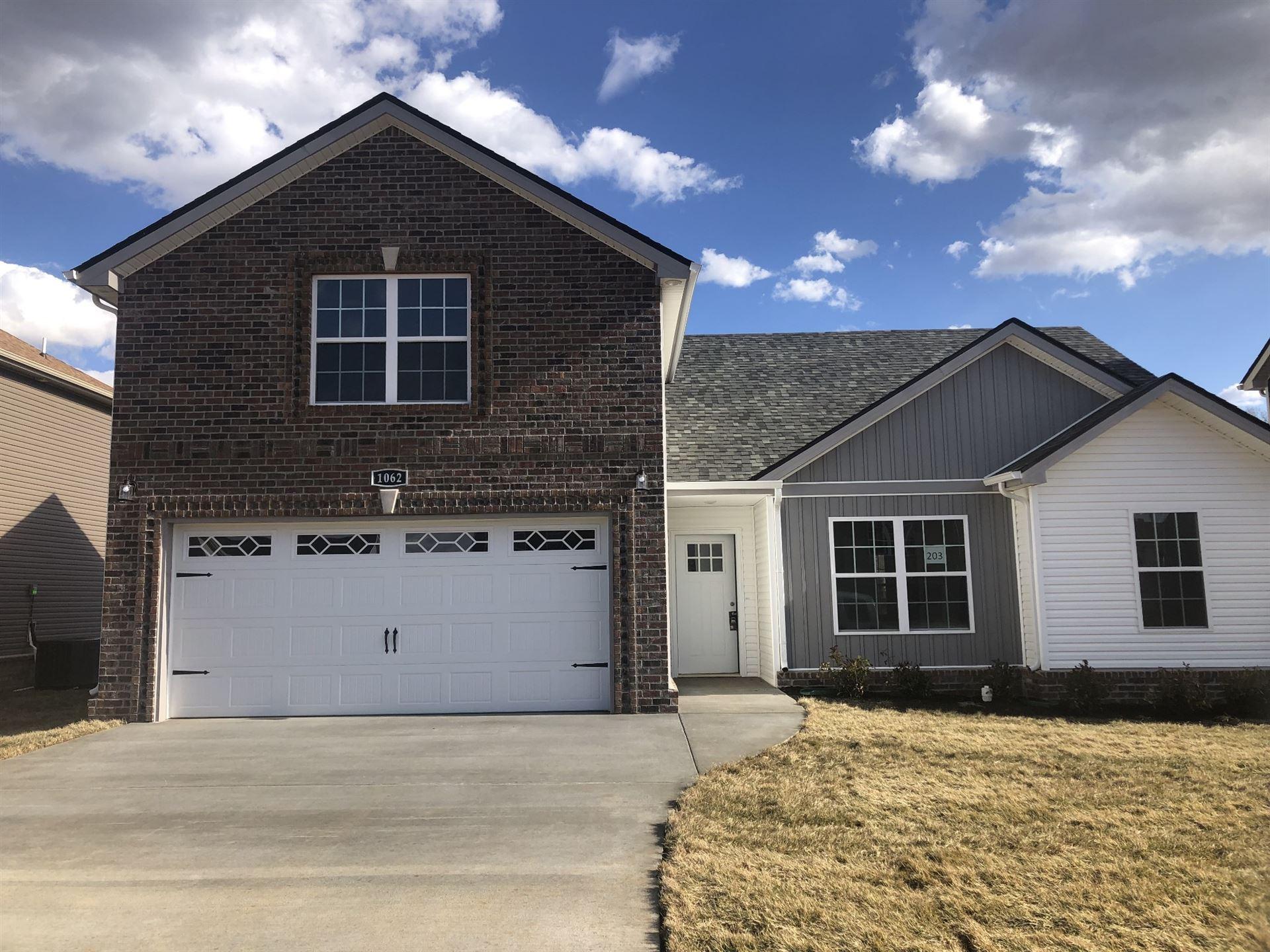 203 Cedar Springs, Clarksville, TN 37042 - MLS#: 2293970
