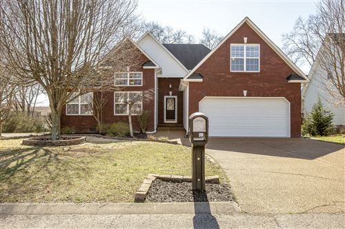 Photo of 1266 Baker Creek Dr, Spring Hill, TN 37174 (MLS # 2125971)