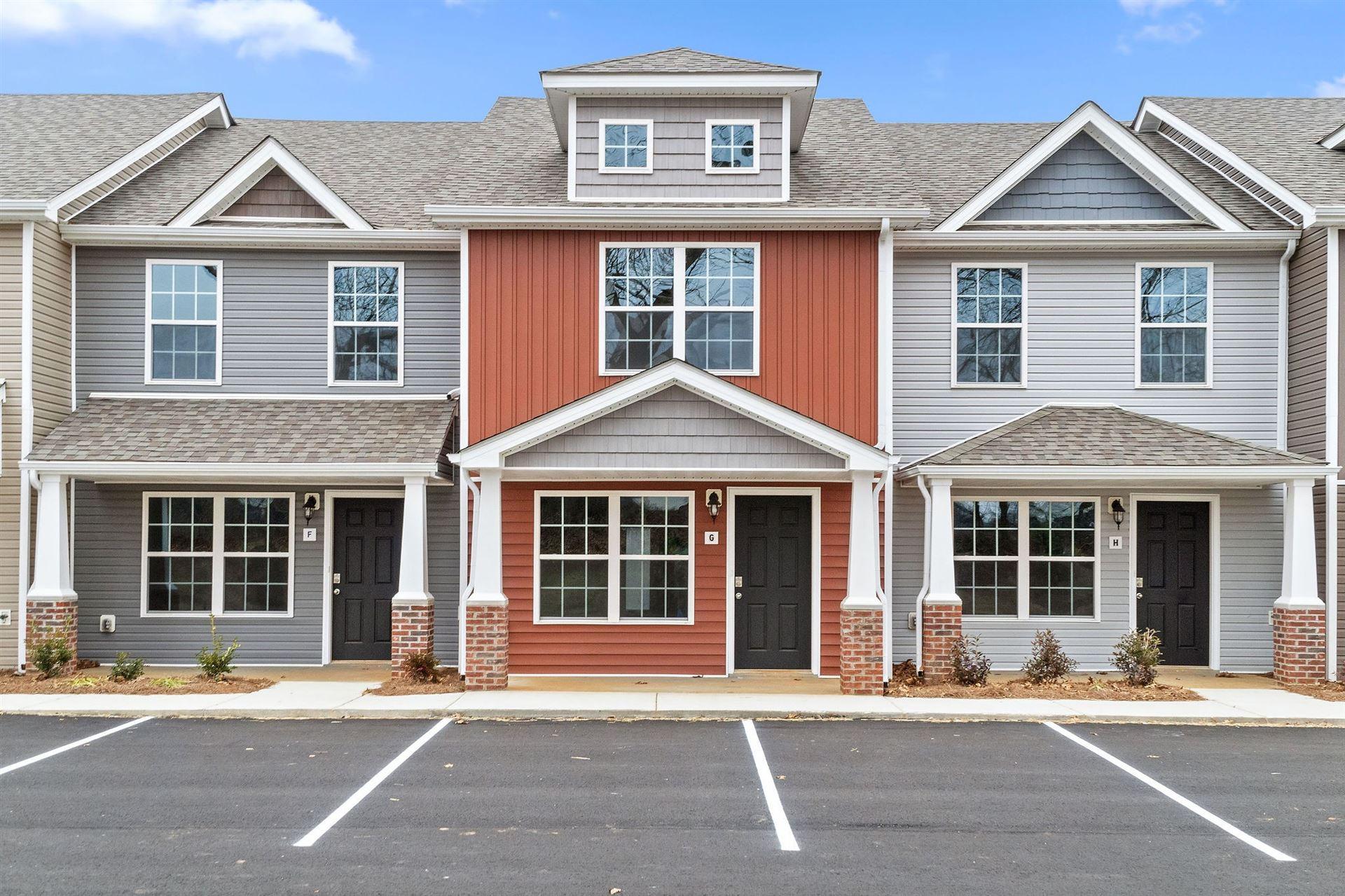 955 Big Sky Drive #G, Clarksville, TN 37040 - MLS#: 2220971