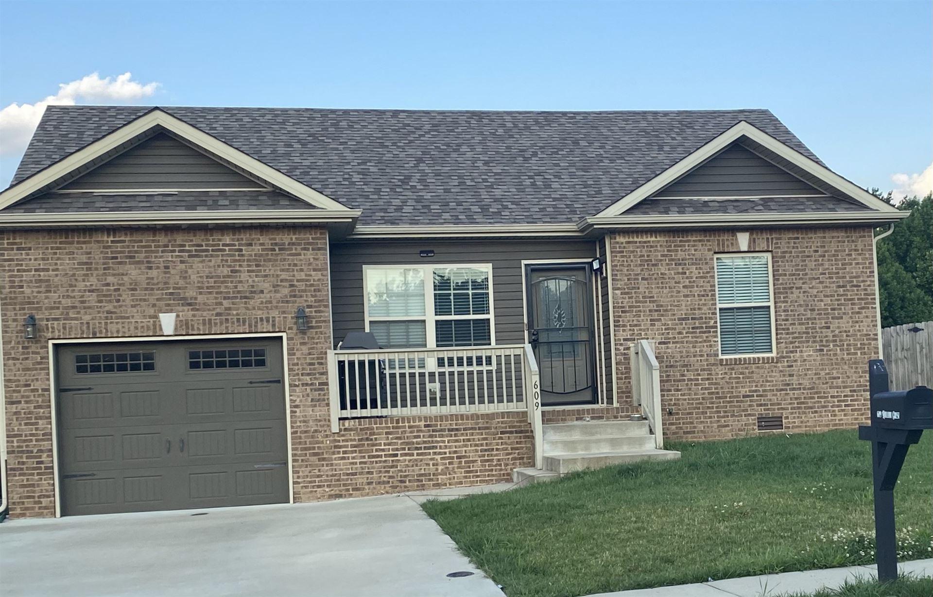 609 Hollow Crest, Clarksville, TN 37042 - MLS#: 2263971