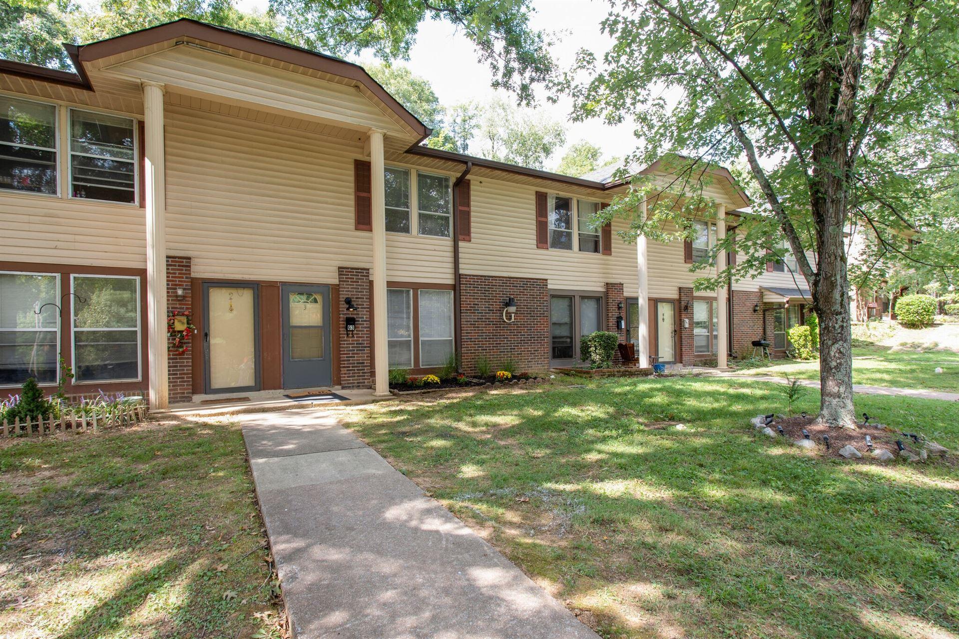 500 Paragon Mills Rd #G3, Nashville, TN 37211 - MLS#: 2292974