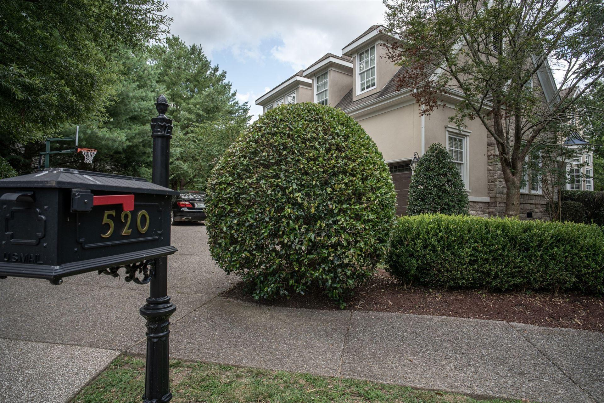 Photo of 520 Brennan Ln, Franklin, TN 37067 (MLS # 2171976)