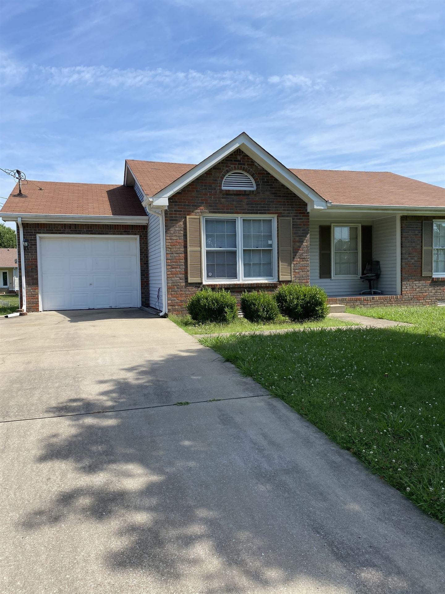 1312 Wennona Dr, Clarksville, TN 37042 - MLS#: 2190976