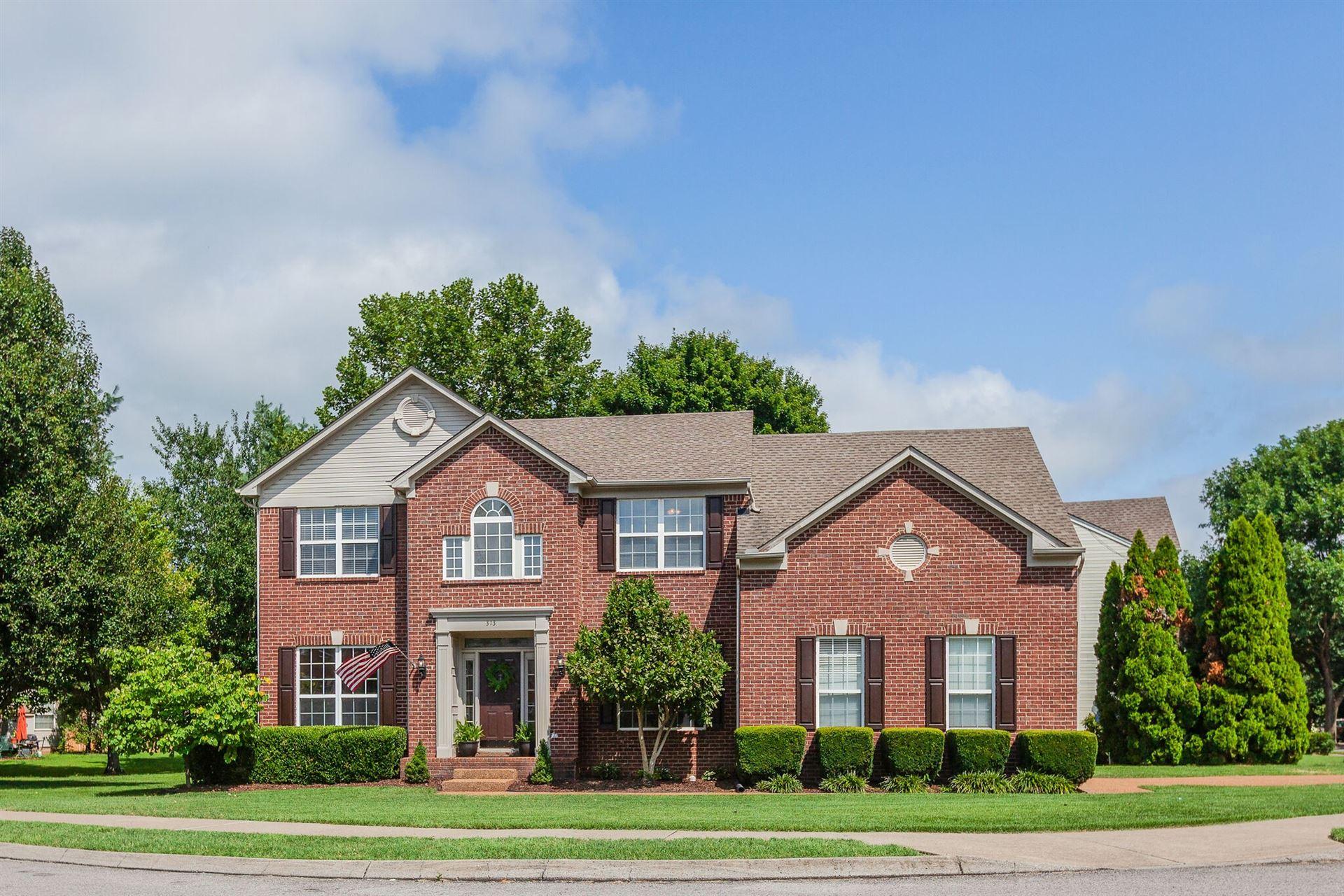 Photo of 313 Devonshire Drive, Franklin, TN 37064 (MLS # 2176978)