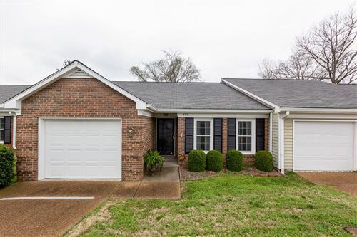 Photo of 405 Siena Drive, Nashville, TN 37205 (MLS # 2135979)