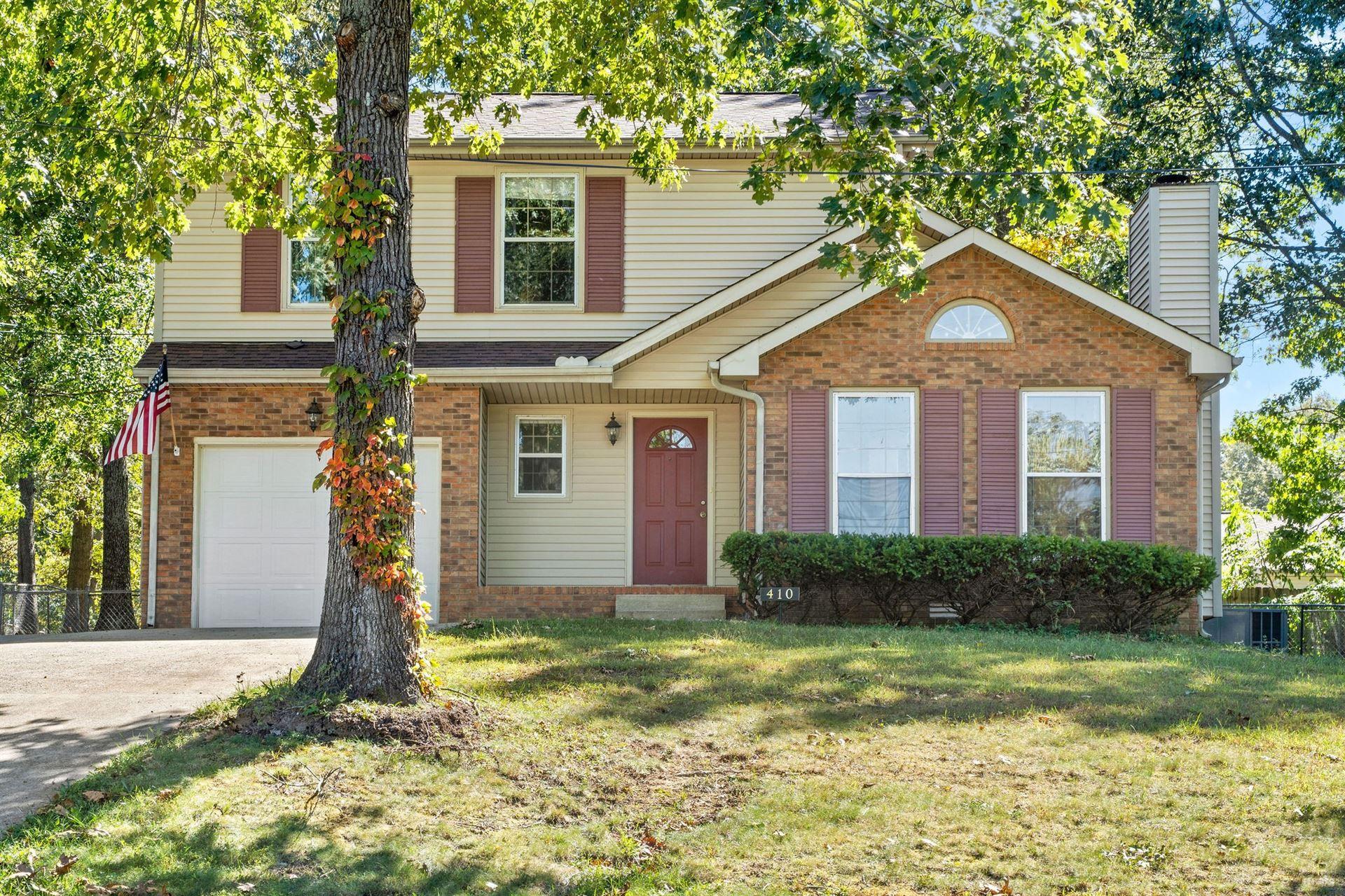 410 Bridlewood Rd, Clarksville, TN 37042 - MLS#: 2193980