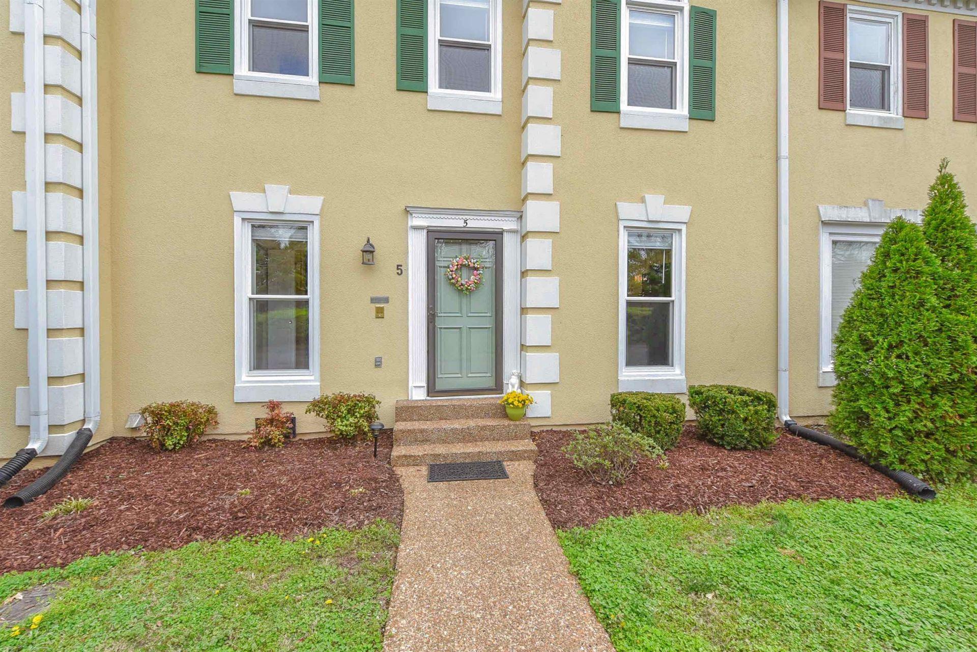 609 Boyd Mill Ave #5, Franklin, TN 37064 - MLS#: 2237980
