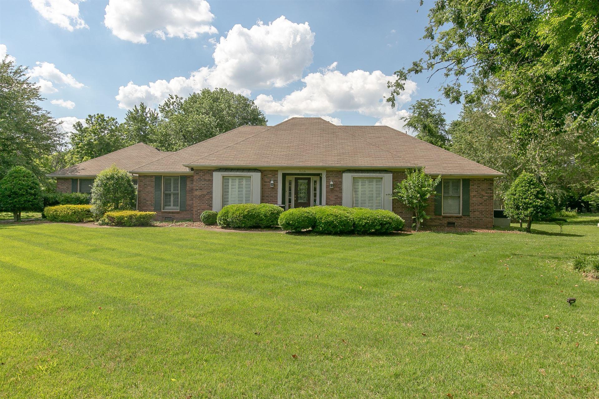 2128 Riverbend Dr, Murfreesboro, TN 37129 - MLS#: 2263981
