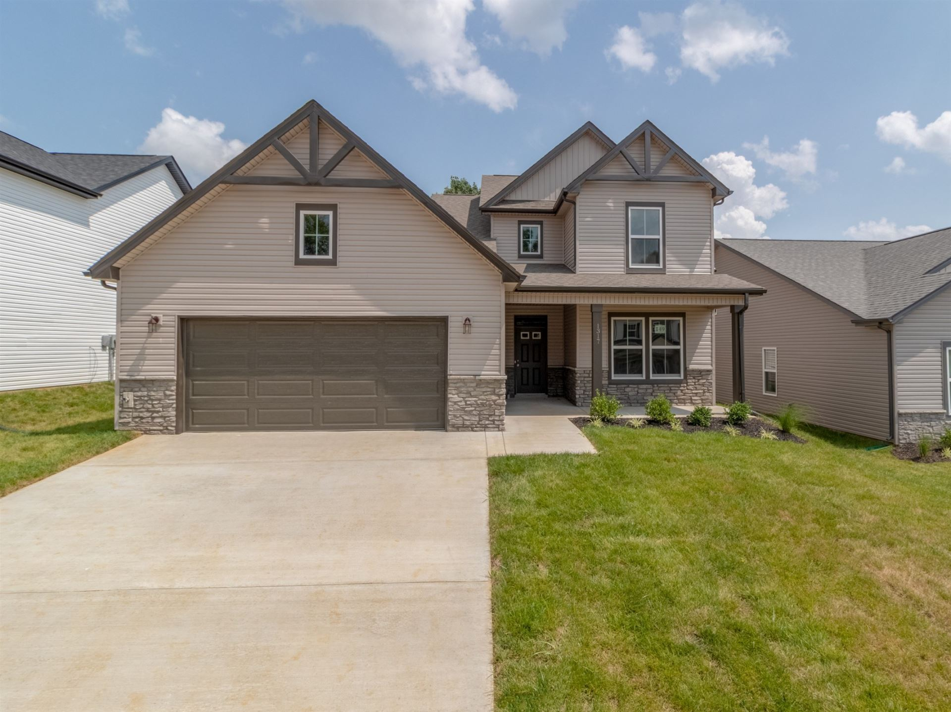 219 Mills Creek, Clarksville, TN 37042 - MLS#: 2298981