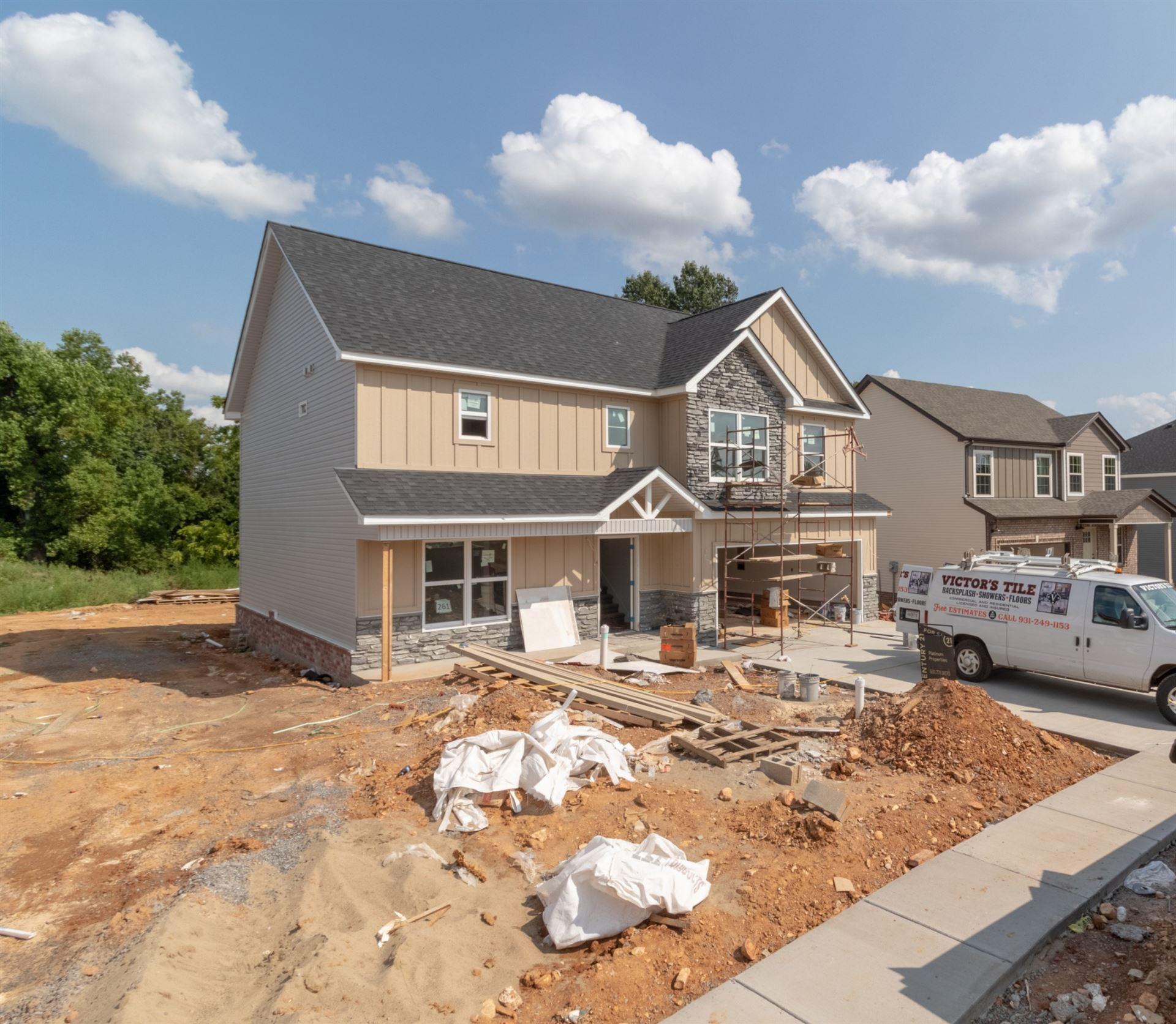 261 Charleston Oaks, Clarksville, TN 37042 - MLS#: 2262982