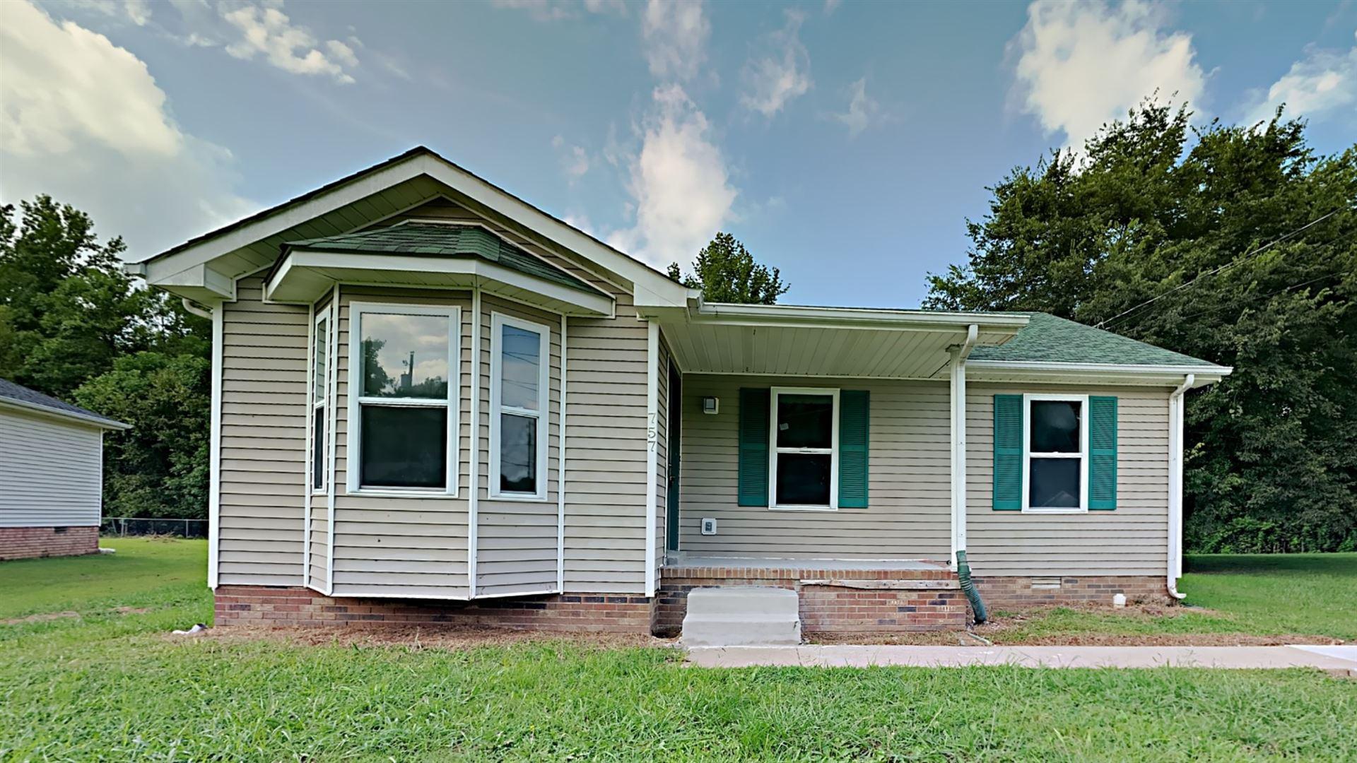 757 Spees Dr, Clarksville, TN 37042 - MLS#: 2289983