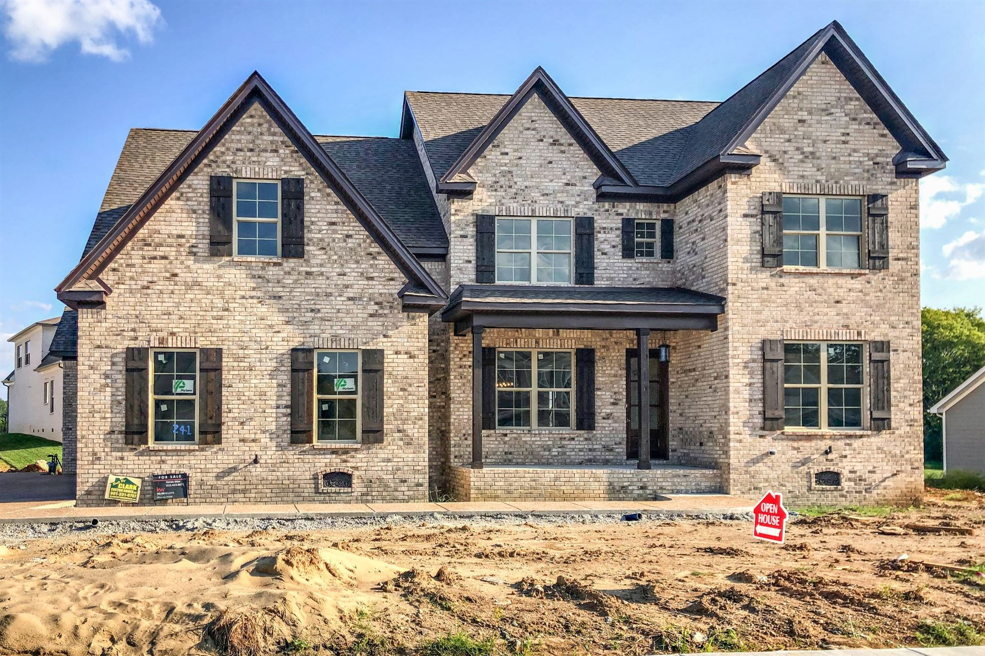 Photo of 982 Carnation Dr (Lot 241), Spring Hill, TN 37174 (MLS # 2177991)