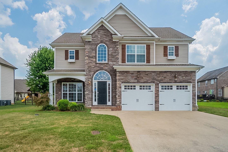 1093 Willow Cir, Clarksville, TN 37043 - MLS#: 2276996