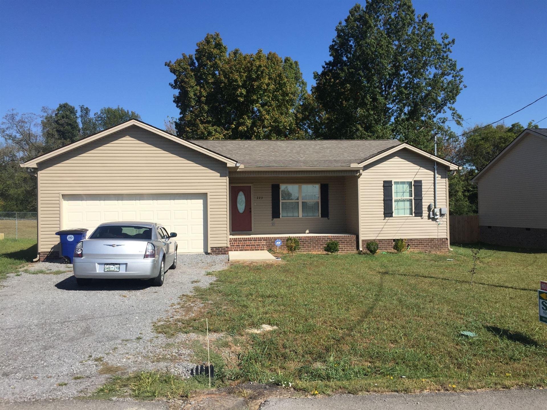 223 Eagle Blvd, Shelbyville, TN 37160 - MLS#: 2195998