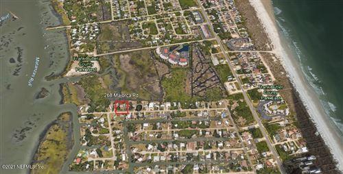 Photo of 268 MAJORCA RD #Lot No: 8, ST AUGUSTINE, FL 32080 (MLS # 1123008)