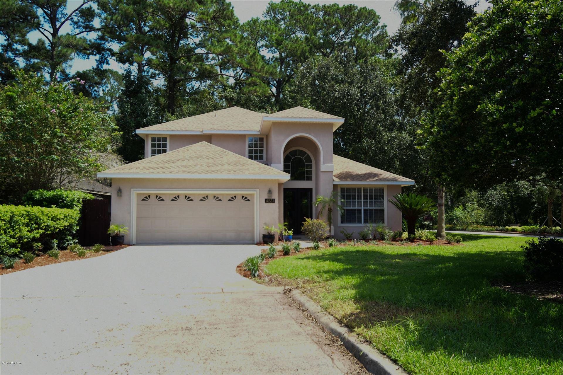 4231 RICHMOND PARK DR E #Lot No: 50, Jacksonville, FL 32224 - MLS#: 1072015
