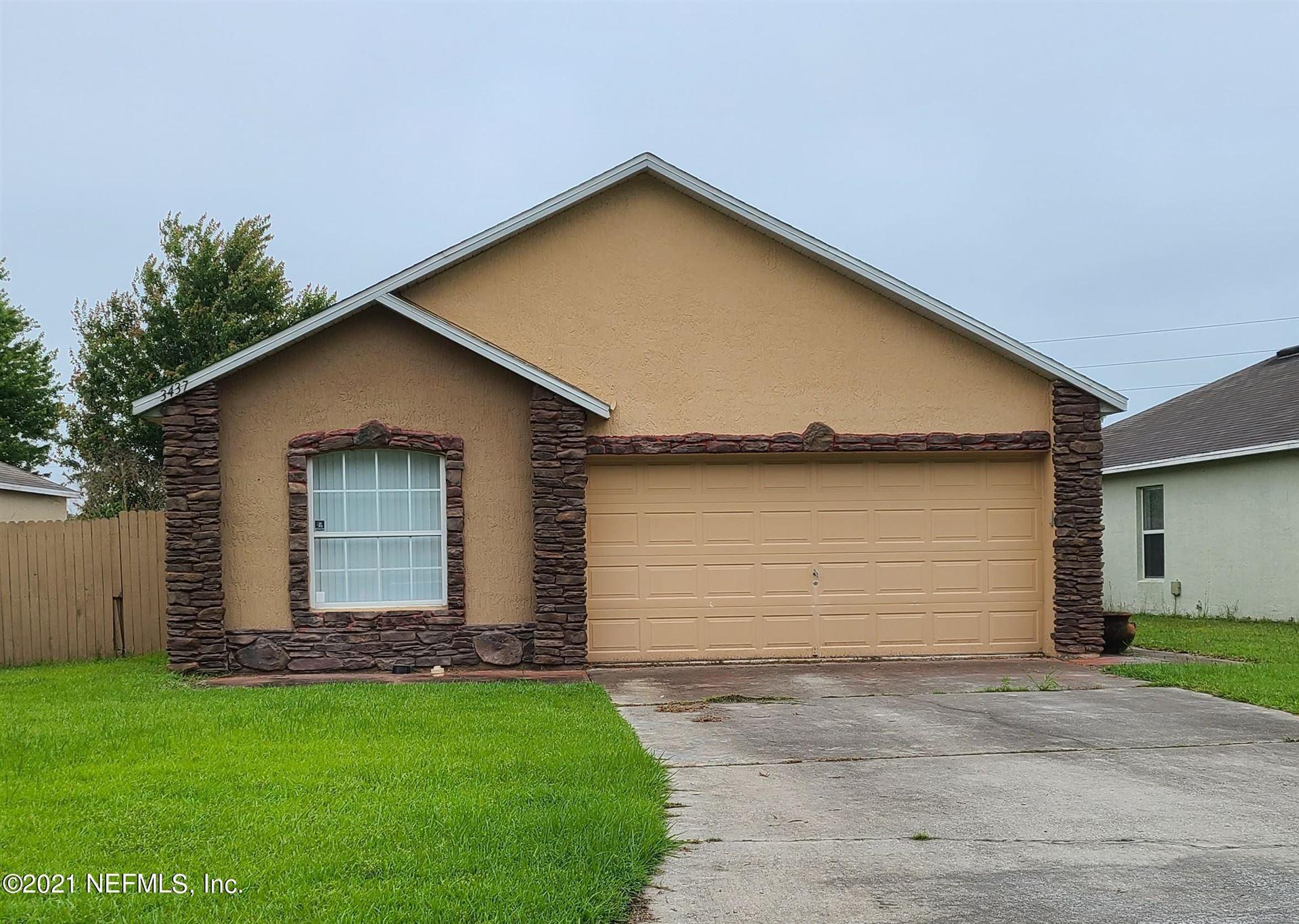 3437 TALISMAN DR #Lot No: 58, Middleburg, FL 32068 - MLS#: 1110015