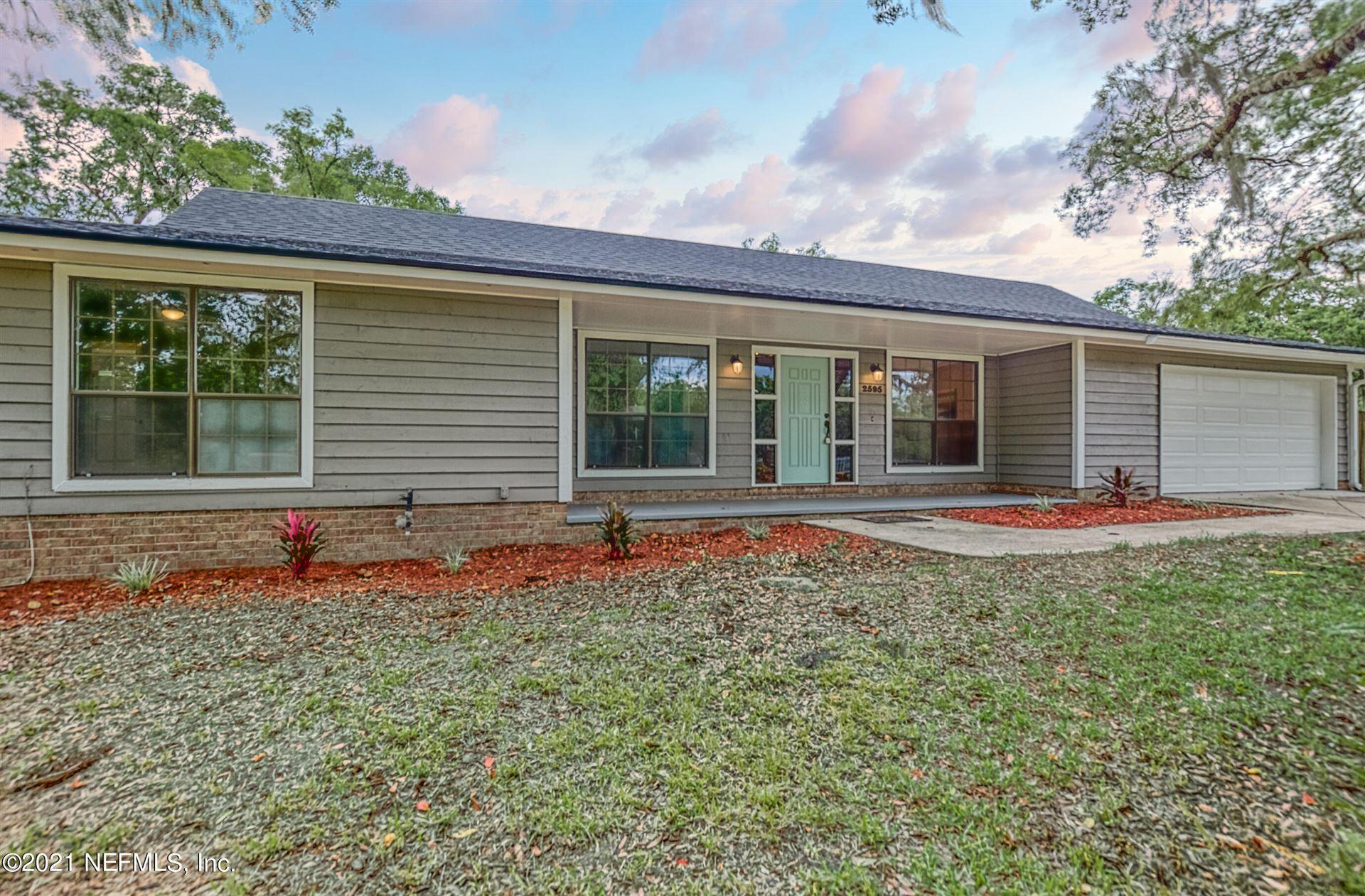 2595 BOTTOMRIDGE DR, Orange Park, FL 32065 - MLS#: 1122023