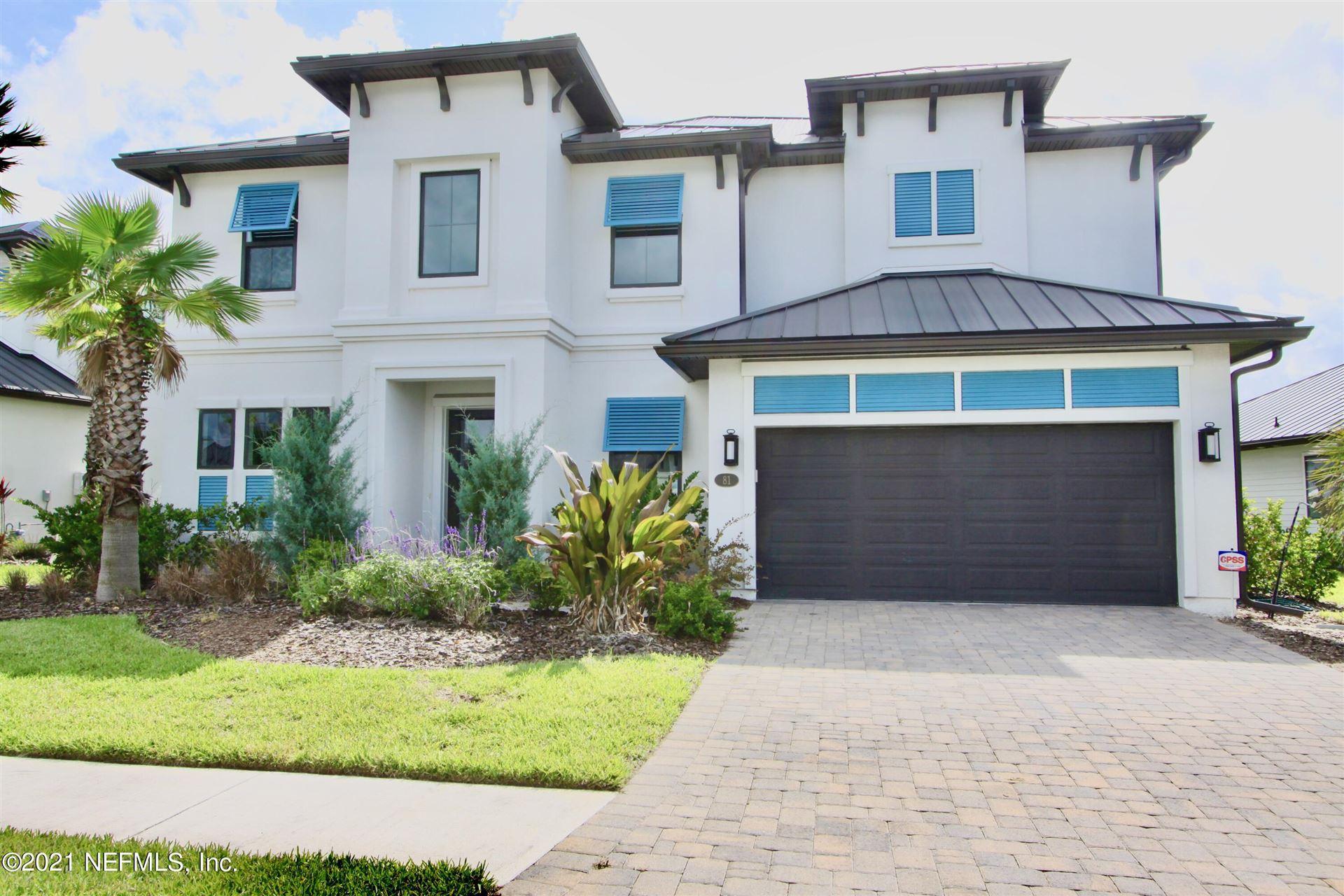 81 MARQUESA CIR, Fruit Cove, FL 32259 - MLS#: 1121032