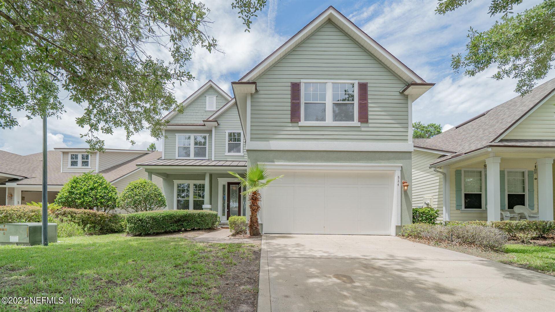 824 N END ST, Saint Augustine, FL 32095 - MLS#: 1120042