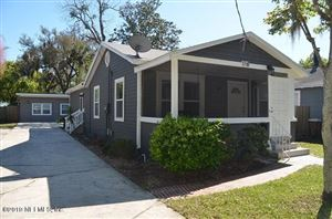 Photo of 1718 ASHLAND ST, JACKSONVILLE, FL 32207 (MLS # 1022044)