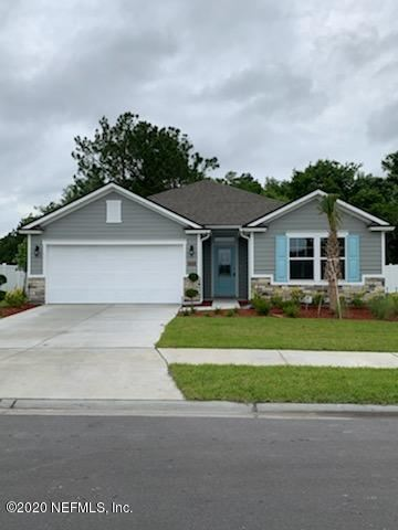 Photo of 11551 RED KOI DR #Lot No: 119, JACKSONVILLE, FL 32226 (MLS # 1020053)