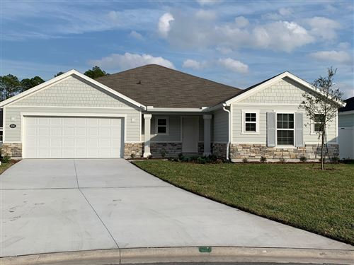 Photo of 8341 FOURAKER FOREST RD #Lot No: 43, JACKSONVILLE, FL 32221 (MLS # 1032057)