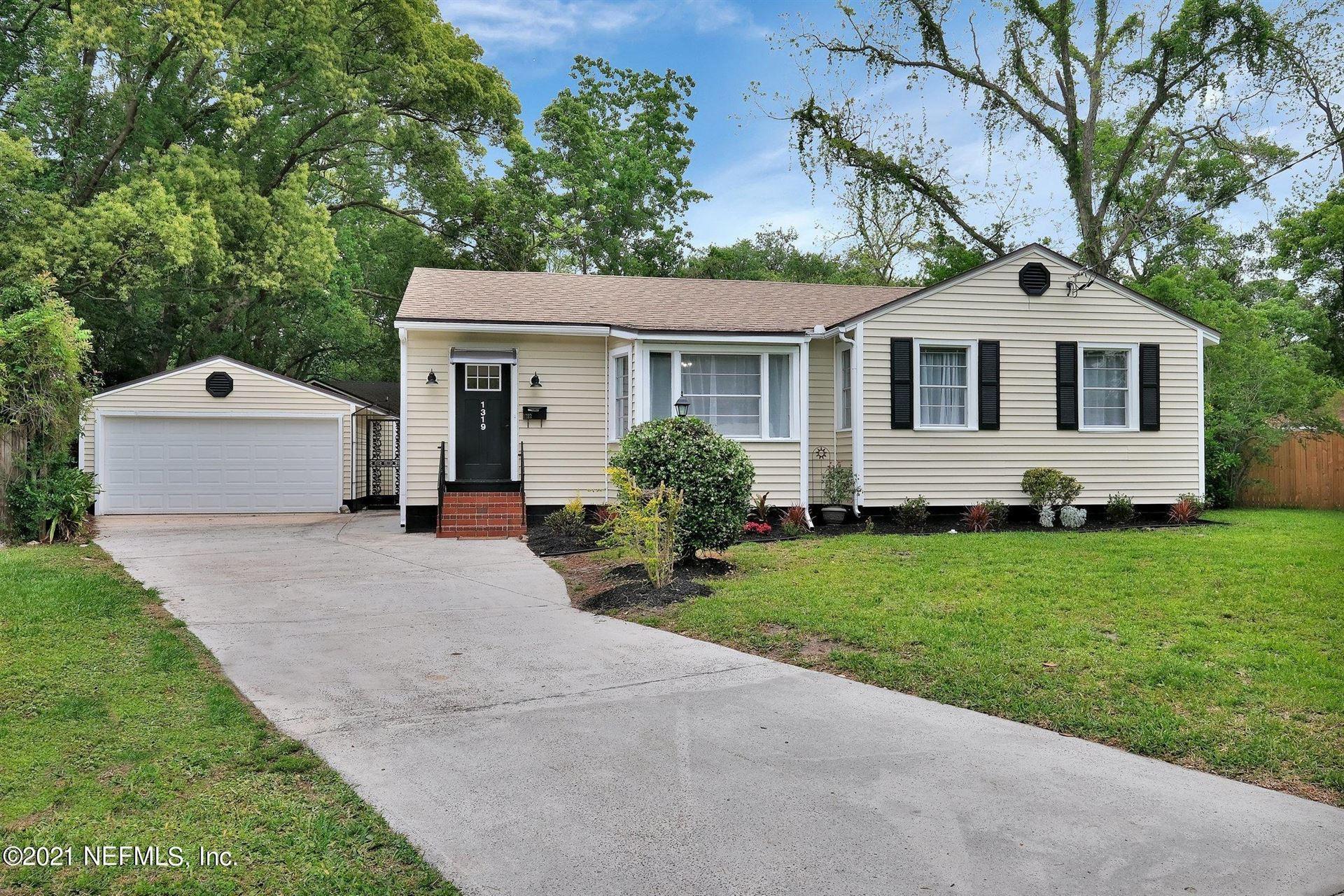 1319 AZALEA DR, Jacksonville, FL 32205 - MLS#: 1106059