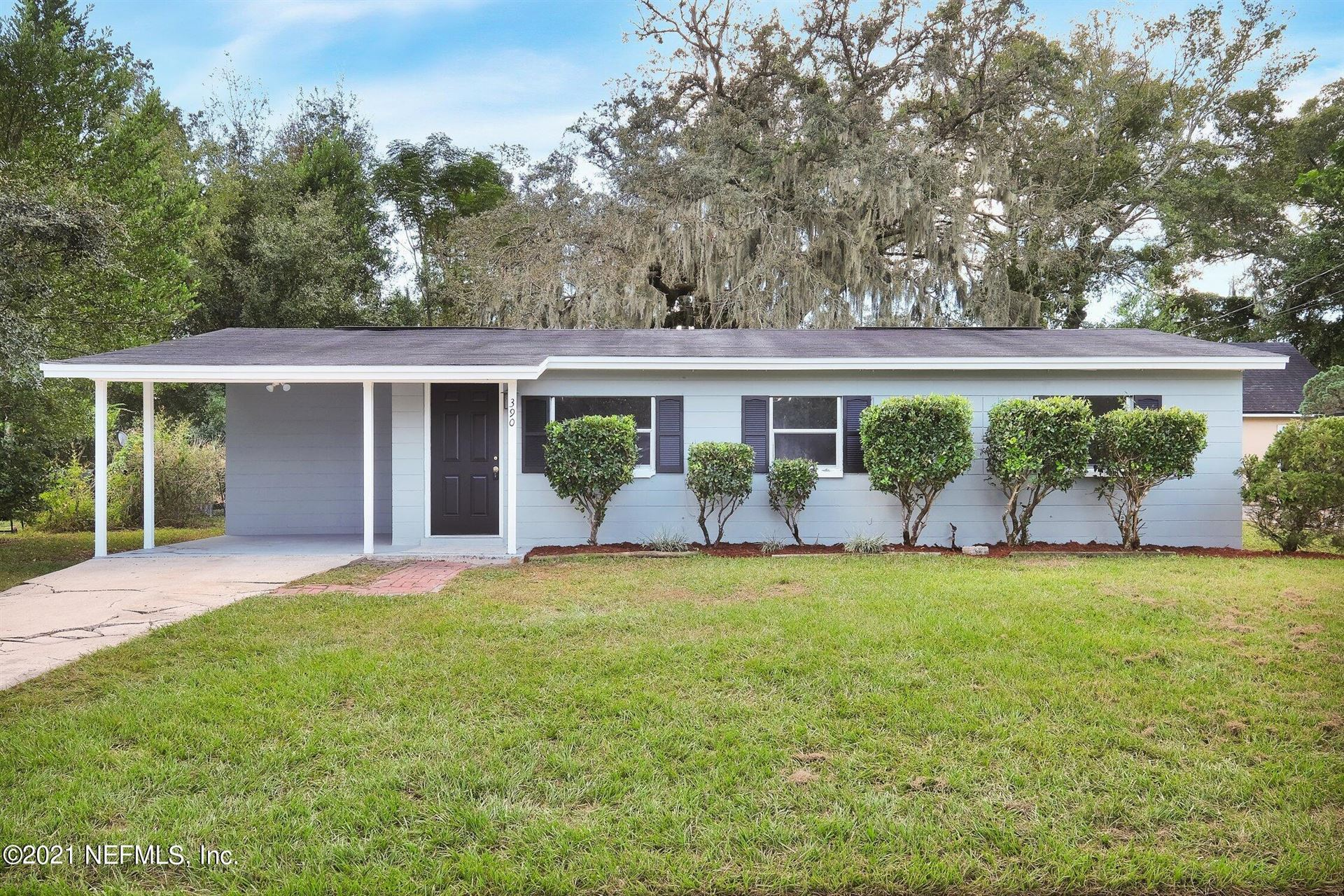 390 WOODSIDE DR, Orange Park, FL 32073 - MLS#: 1135059