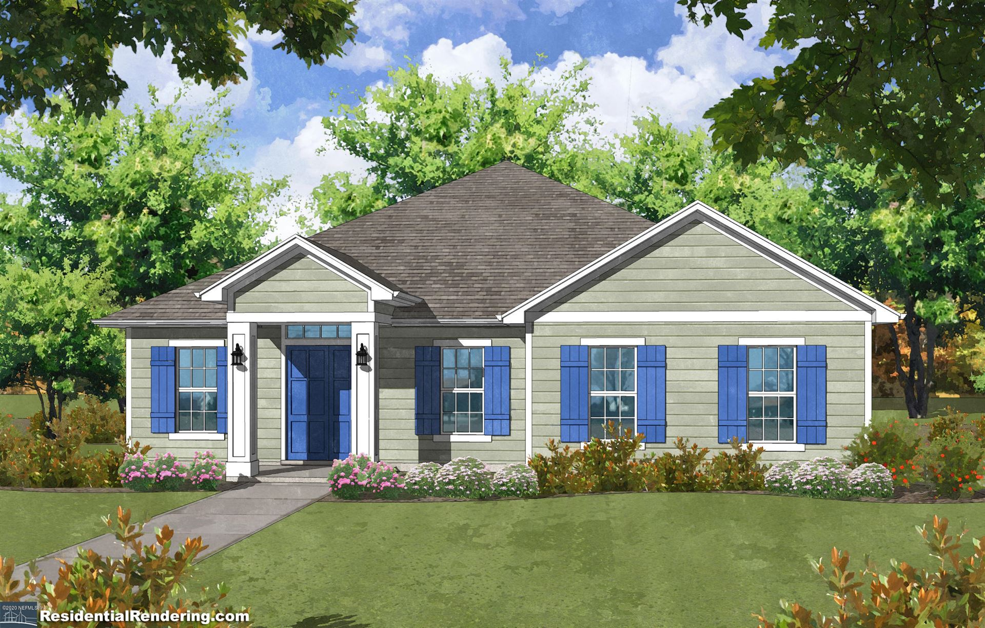 1647 SETON FAMILY WALK #Lot No: 4 N, Fleming Island, FL 32003 - MLS#: 1059069