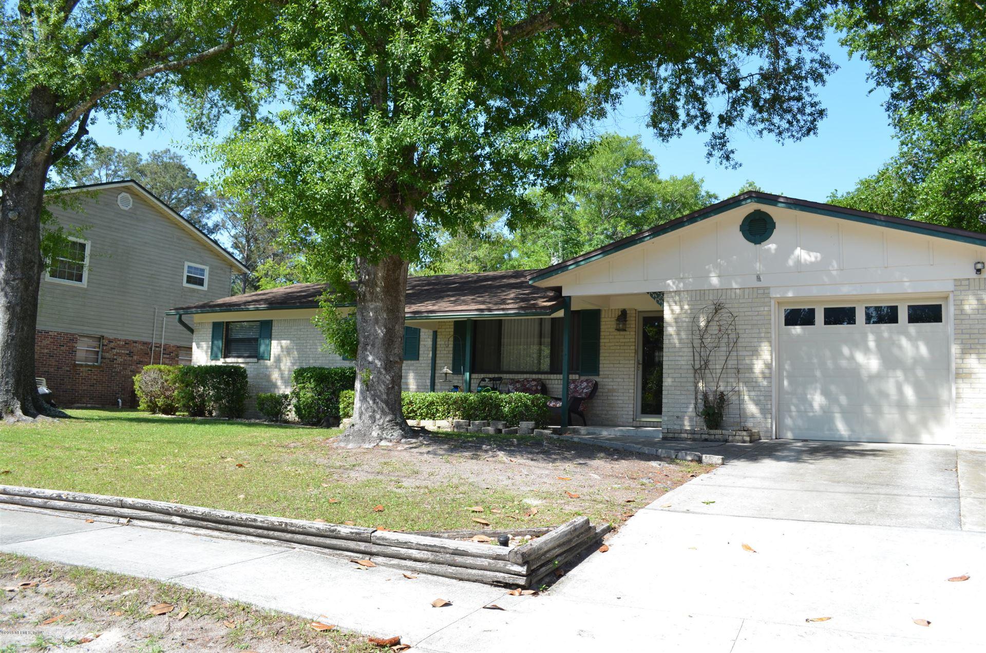 1706 GROVE PARK DR, Orange Park, FL 32073 - MLS#: 1109077