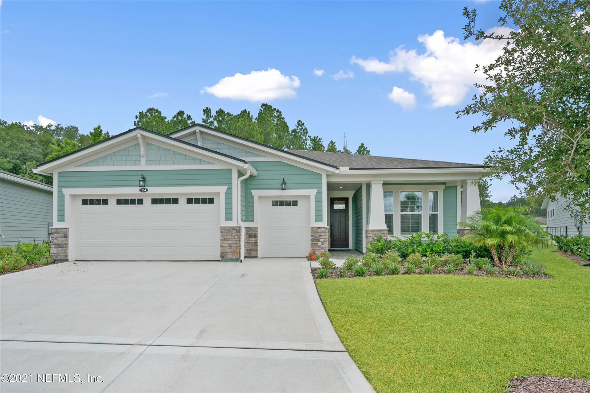154 KELLET WAY #Lot No: 37, Fruit Cove, FL 32259 - MLS#: 1121079