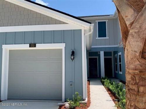 Photo of 253 ARALIA LN #Lot No: 6, JACKSONVILLE, FL 32216 (MLS # 1040096)