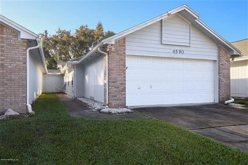 Photo of 4590 CABBAGE POND DR #Lot No: 44B, JACKSONVILLE, FL 32257 (MLS # 1075101)
