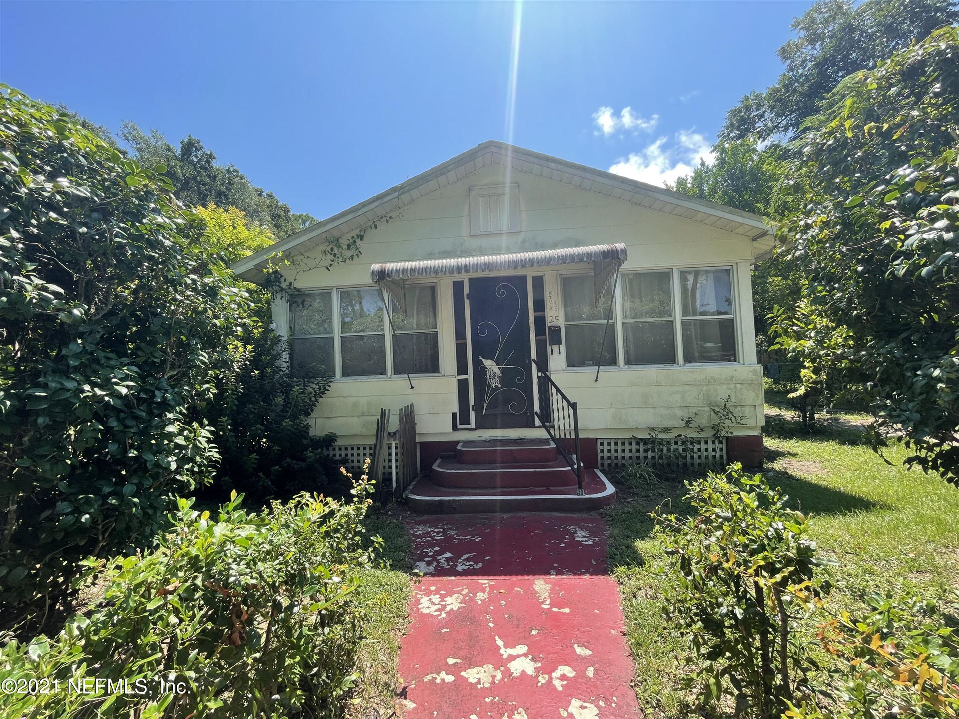 25 RIVER RD, Saint Augustine, FL 32084 - MLS#: 1137107