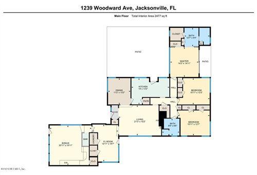 Photo of 1239 WOODWARD AVE, JACKSONVILLE, FL 32207 (MLS # 1055112)