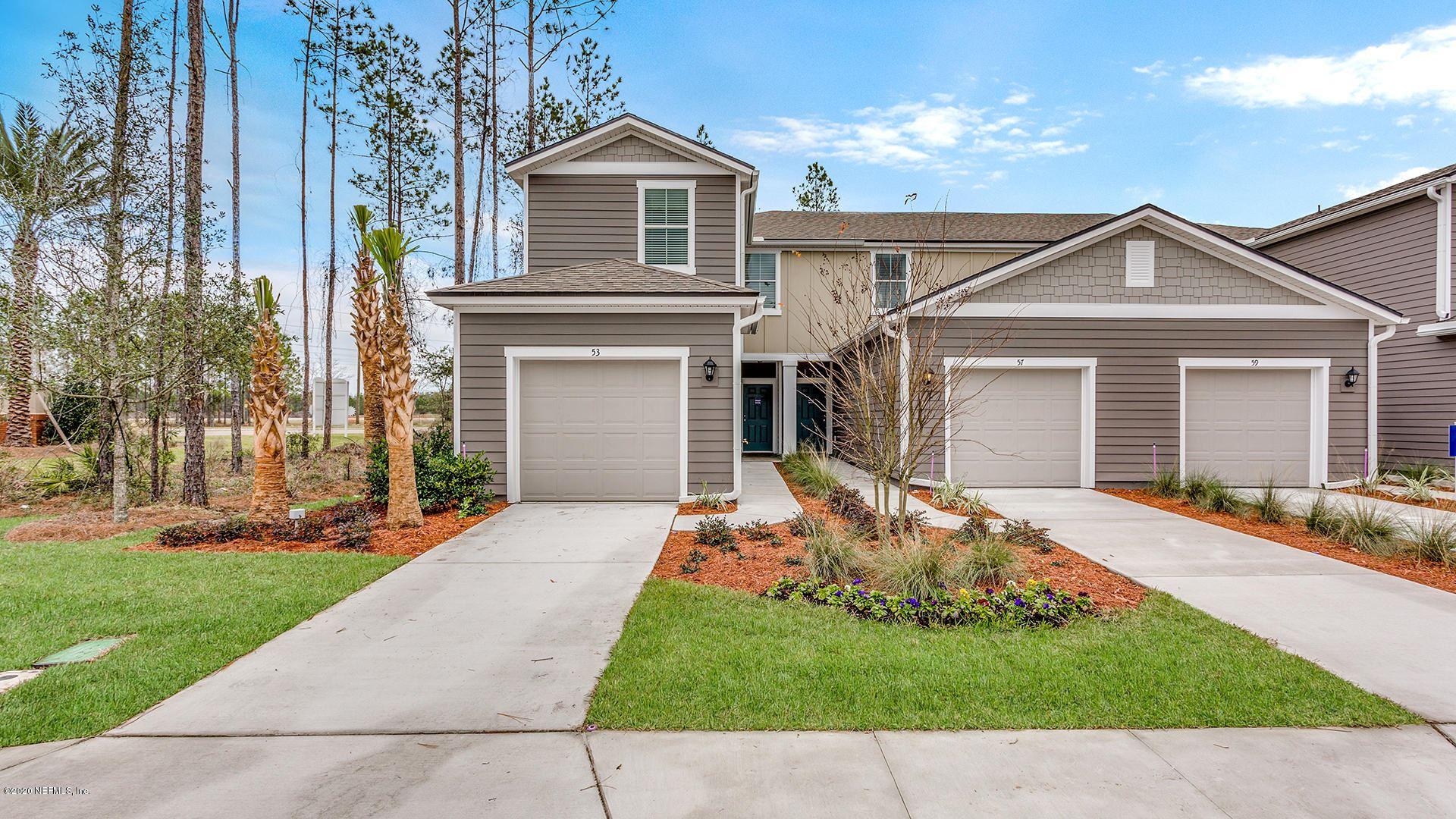 242 ARALIA LN #Lot No: 128, Jacksonville, FL 32216 - MLS#: 1106118