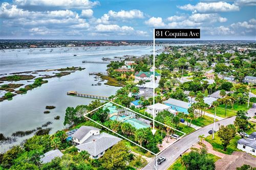 Photo of 81 COQUINA AVE #Lot No: 42 & N, ST AUGUSTINE, FL 32080 (MLS # 1031120)