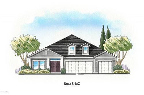 Photo of 45 TOTTEN WAY #Lot No: 257, ST AUGUSTINE, FL 32092 (MLS # 1079123)